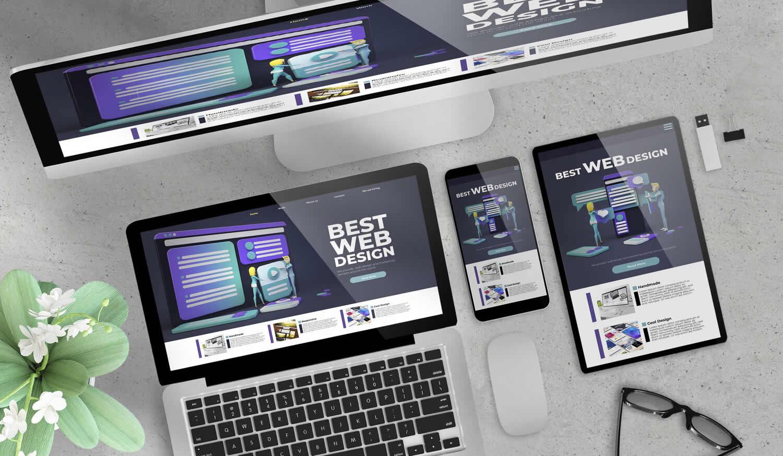 responsive web design uk web designer